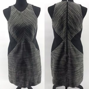 🌿 Career Style Kenneth Cole Illusion Dress 10P